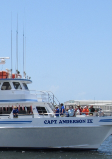 View Captain Anderson's Fishing boats in Panama City Florida, book a fishing trip today. Capt. Anderson III